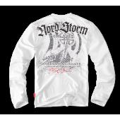 Лонгслив Dobermans Aggressive Nord Storm LS80 белый