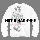 Лонгслив Dobermans Aggressive Viking Storm LS138 белый