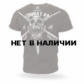 Футболка Dobermans Aggressive *Combat 44 II TS158 Brown