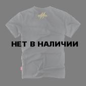 Футболка Dobermans Aggressive Dobermans TS164 черная