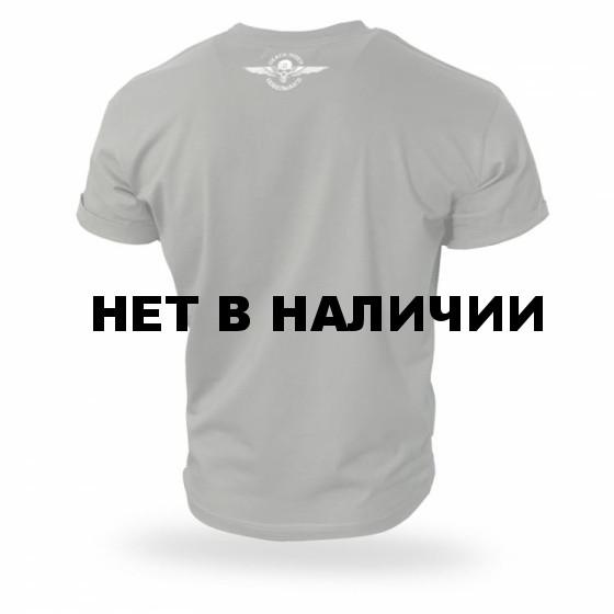 Футболка Dobermans Aggressive Death Riders TS166 олива