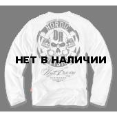 Лонгслив Dobermans Aggressive Nordic Division LS38 белый