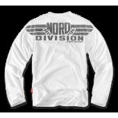 Лонгслив Dobermans Aggressive Division LS41 белый