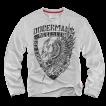 Лонгслив Dobermans Aggressive Dobermans LS164 серый