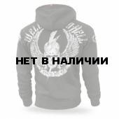Толстовка Dobermans Aggressive Welcome To Hell II BZ156 олива