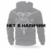 Толстовка Dobermans Aggressive Combat 44 II KZ158 черная
