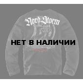 Лонгслив Dobermans Aggressive Nord Storm LS80 черный