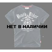 Футболка Dobermans Aggressive Death Rider TS57 Navy
