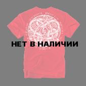Футболка Dobermans Aggressive Celtic III TS139 красная