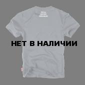 Футболка Dobermans Aggressive Revolt TS169 Steel