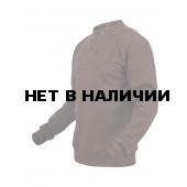 Свитшот Варгградъ Гимнастерка 1915 коричневый