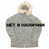 Куртка Nord Denali Husky Short Rep. Grey/Orange
