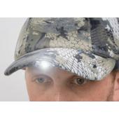 Бейсболка Holster утепленная Сигнал NEON алова серые соты