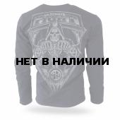 Лонгслив Dobermans Aggressive Ultimate Fight II LS173 черный