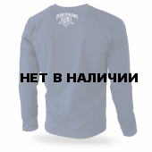 Лонгслив Dobermans Aggressive Warrior LS177 Navy