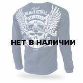 Лонгслив Dobermans Aggressive Rebell 44 LS179 Navy