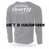 Лонгслив Dobermans Aggressive Ultimate Fights S181 черный