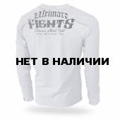 Лонгслив Dobermans Aggressive Ultimate Fights S181 серый