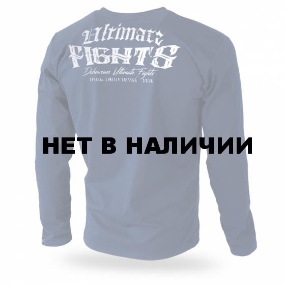 Лонгслив Dobermans Aggressive Ultimate Fights S181 Navy