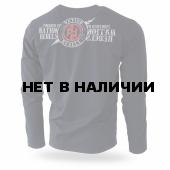 Лонгслив Dobermans Aggressive Rebell 99 LS185 черный