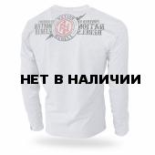 Лонгслив Dobermans Aggressive Rebell 99 LS185 серый