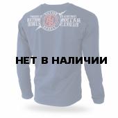 Лонгслив Dobermans Aggressive Rebell 99 LS185 Navy