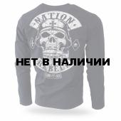 Лонгслив Dobermans Aggressive Rebell Support LS187 черный