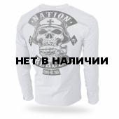 Лонгслив Dobermans Aggressive Rebell Support LS187 серый