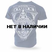 Футболка Dobermans Aggressive Ultimate Fight II TS173 Navy