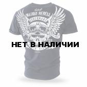 Футболка Dobermans Aggressive Rebell 44 TS179 черная