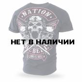 Футболка Dobermans Aggressive Nation Rebell TS184 черная