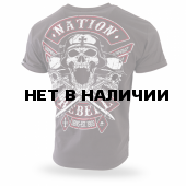 Футболка Dobermans Aggressive Nation Rebell TS184 brown