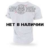 Футболка Dobermans Aggressive Rebell 99 II TS186 серая