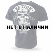 Футболка Dobermans Aggressive Rebell Support TS187 черная