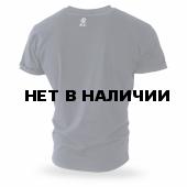 Футболка Dobermans Aggressive DR Welcome To Hell TS188 черная