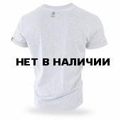 Футболка Dobermans Aggressive DR Welcome To Hell TS188 серая