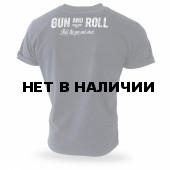 Футболка Dobermans Aggressive Gun and Roll TS192 черная