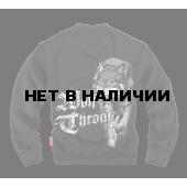 Свитшот Dobermans Aggressive Wolf Throat BC116 черный