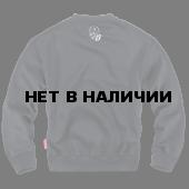 Свитшот Dobermans Aggressive National Rebel DR BC135 черный