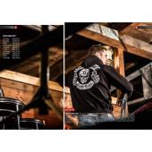 Свитшот Dobermans Aggressive Death Rider Colt BC141 черный