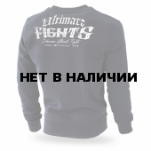 Свитшот Dobermans Aggressive Ultimate Fights BC181 черный