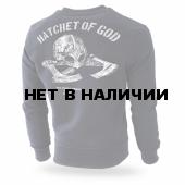 Свитшот Dobermans Aggressive Hatchet of God BC182 черный