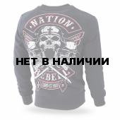 Свитшот Dobermans Aggressive Nation Rebell BC184 черный