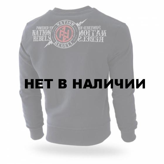 Свитшот Dobermans Aggressive Rebell 99 BC185 черный