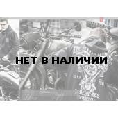 Толстовка Dobermans Aggressive на молнии Death Rider BCZ117 серая