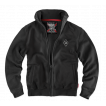 Толстовка Dobermans Aggressive на молнии Death Rider BCZ123 черная