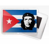 Магнитик VoenPro Флаг Кубы Че Гевара
