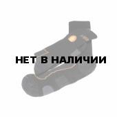 Носки Harkila Trekking II grey-black