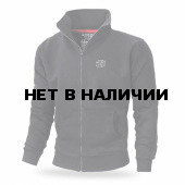 Толстовка Dobermans Aggressive на молнии Undercover DR BCZ170 черная