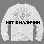 Лонгслив Dobermans Aggressive Rebell LS163 серый